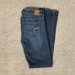 American Eagle Skinny Jeans 6P